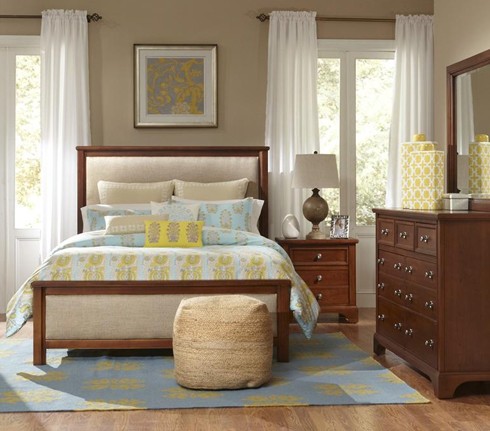 Taylor Bedroom at Belfort Furniture