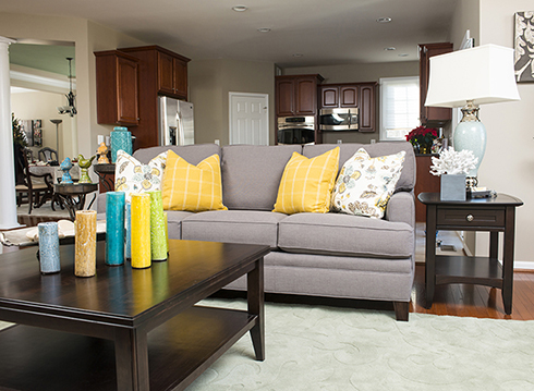 Vanguard Sofa at Belfort Furniture