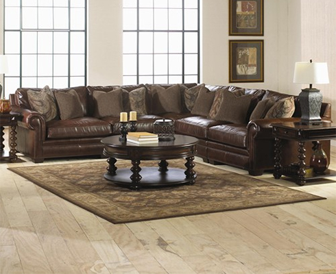 Grandview Sectional at Belfort Furniture