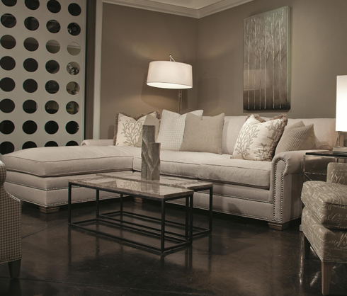 Huntington House Sectional at Belfort