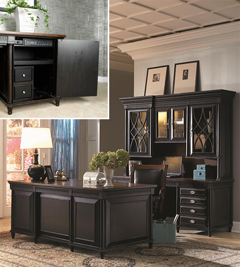 Aspenhome-Young-Classics-Executive-Desk-Belfort-Furniture