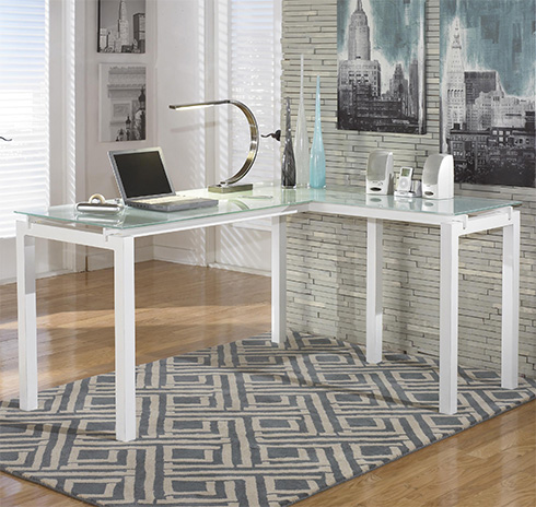 Baraga-White-Metal-Corner-Desk-Belfort-Furniture