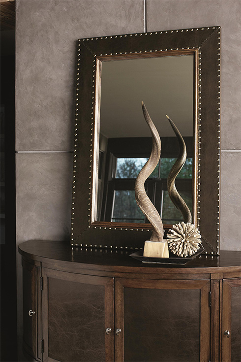 Bernhardt-Huntington-Leather-Mirror-Belfort-Furniture