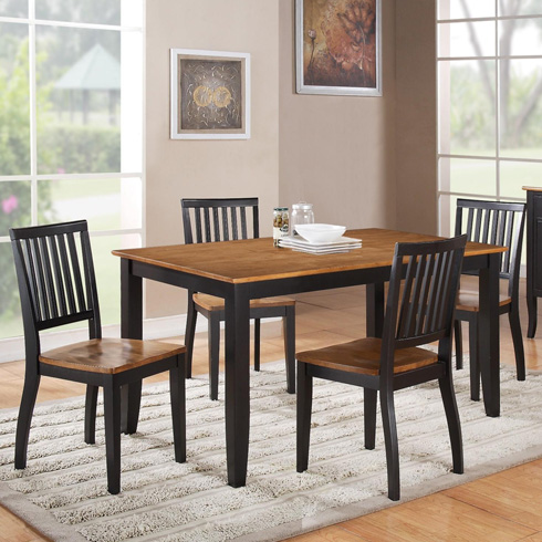 Candice-Two-Tone-Dining-Table-Belfort-Furniture