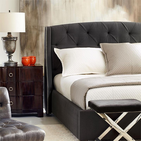 Bernhardt Interiors Upholstered Beds 2