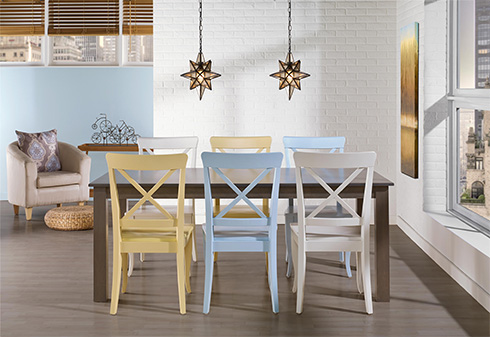 Canadel Custom Gourmet Dining at Belfort Furniture