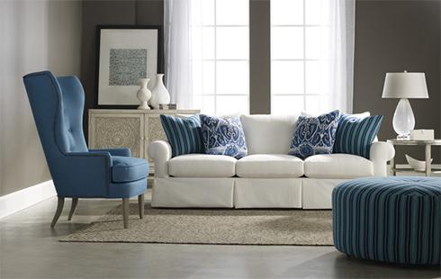 Sam Moore Bonham Chair Belfort Furniture