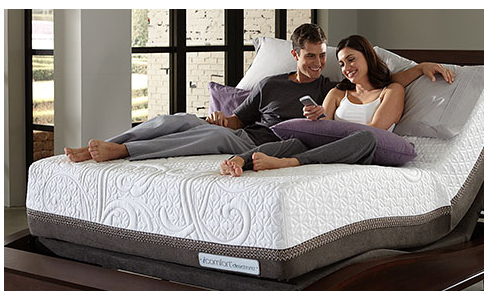 iComfort Motion Perfect Sleep System at Belfort Furniture