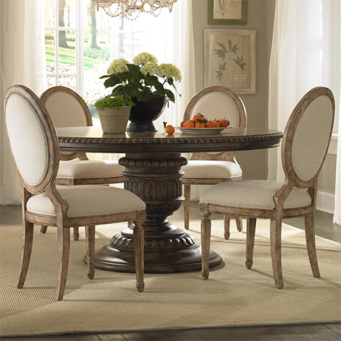 Accentrics Dining Room at Belfort Furniture