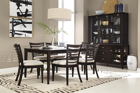 East Gate Dining Room at Belfort Furniture