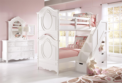 Eleanor Bunk Bed at Belfort Furniture