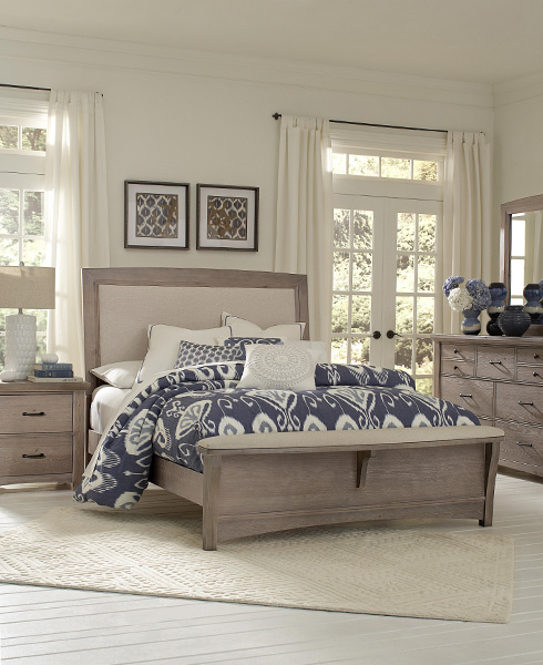 Transitions Bedroom by Vaughan Bassett at Belfort Furniture