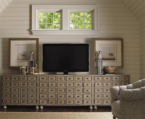 Twilight Bay Entertainment Unit at Belfort Furniture