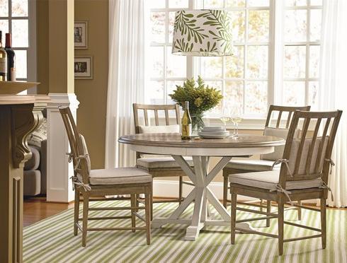 Great Rooms Garden Breakfast Table at Belfort Furniture