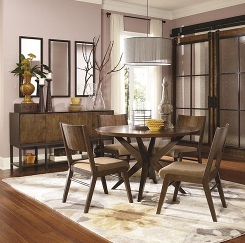 Kateri Dining Room at Belfort Furniture