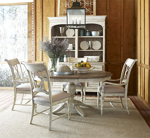 Kincaid Weatherford Dining Set at Belfort Furniture