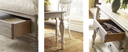 Weatherford Collection Details at Belfort Furniture
