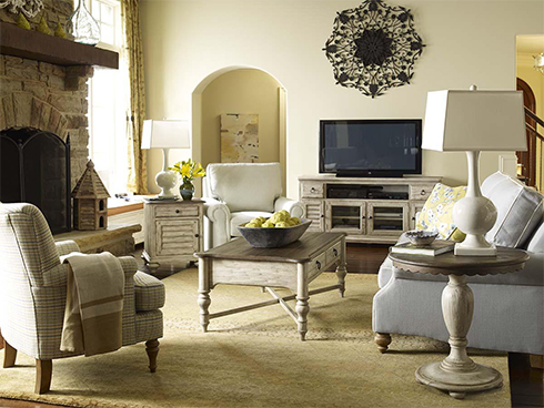 Weatherford Occasional at Belfort Furniture