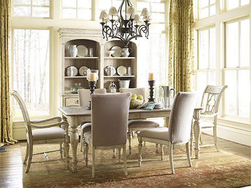 Weatherford Rectangular Dining at Belfort Furniture