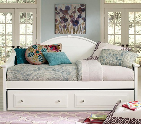 Cottage Daybed with Underbed Storage at Belfort Furniture