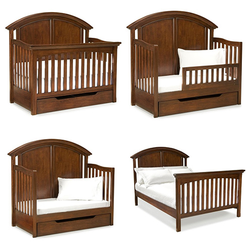 Grow With Me Cribs at Belfort Furniture