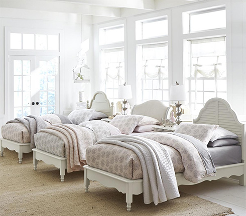 Inspirations Bed Options at Belfort Furniture