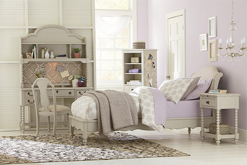 Inspirations Girls Bedroom Furniture at Belfort Furniture