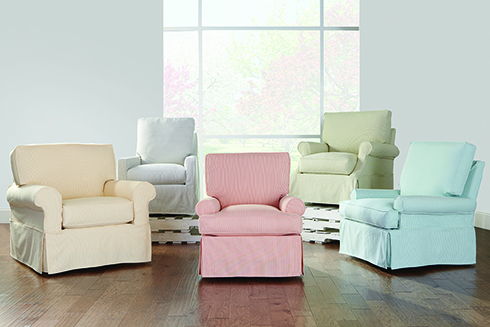 Nursery Glider Rockers at Belfort Furniture