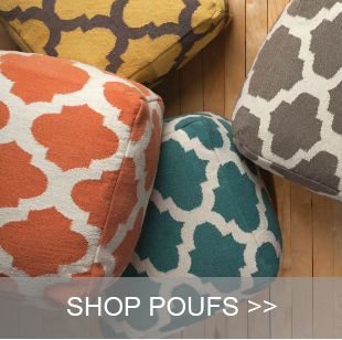 Poufs at Belfort Furniture