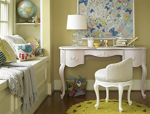 Bellamy Kids Desk at Belfort Furniture