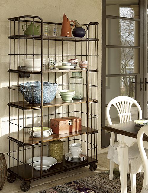 Cordevalle Bakery Rack at Belfort Furniture