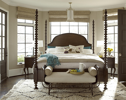 Cordevalle Bedroom at Belfort Furniture