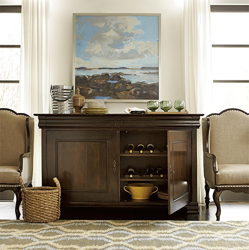 Cordevalle Credenza at Belfort Furniture