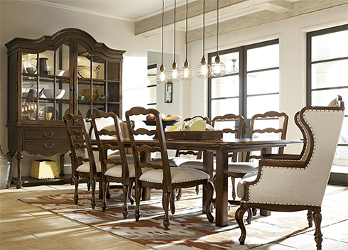 Cordevalle Dining Room at Belfort Furniture