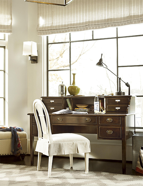 Cordevalle Writing Desk at Belfort Furniture