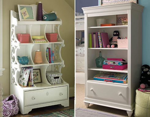 Kids Bookcases at Belfort Furniture