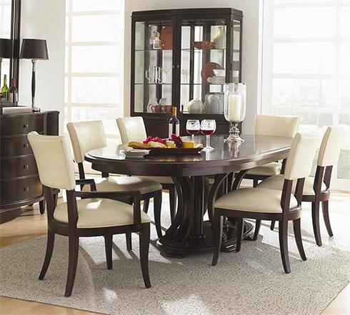 Westwood Formal Dining Room at Belfort Furniture