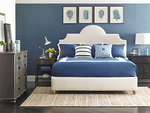 Bold Stanley Living Bedroom at Belfort Furniture