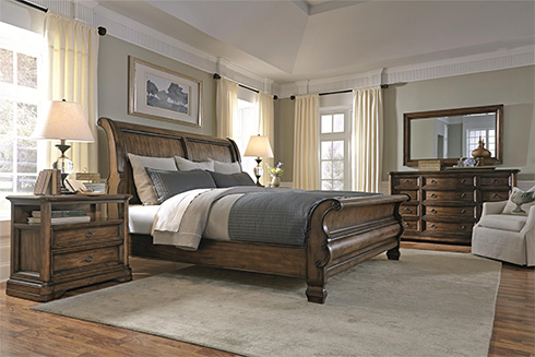 Montebella Bedroom at Belfort Furniture