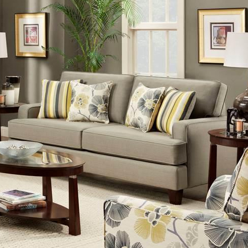 Zara Sofa at Belfort Furniture