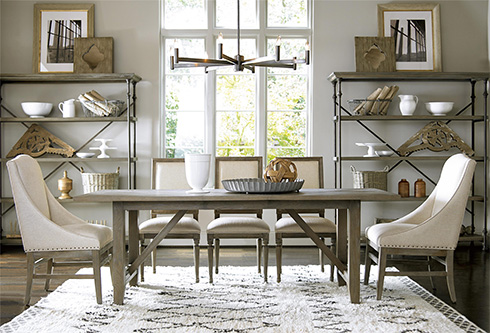 Great Rooms Dining Storage at Belfort Furniture