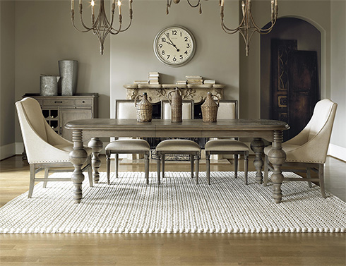 Great Rooms Dining Tables at Belfort Furniture