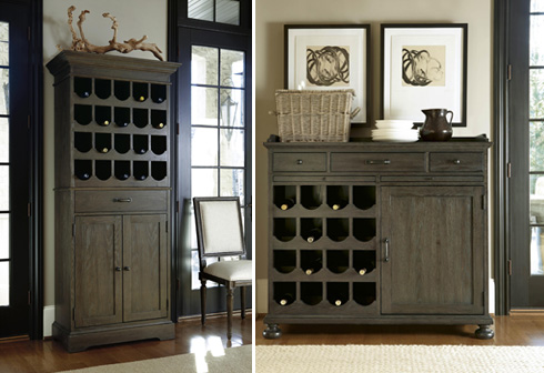 Great Rooms Wine Storage at Belfort Furniture