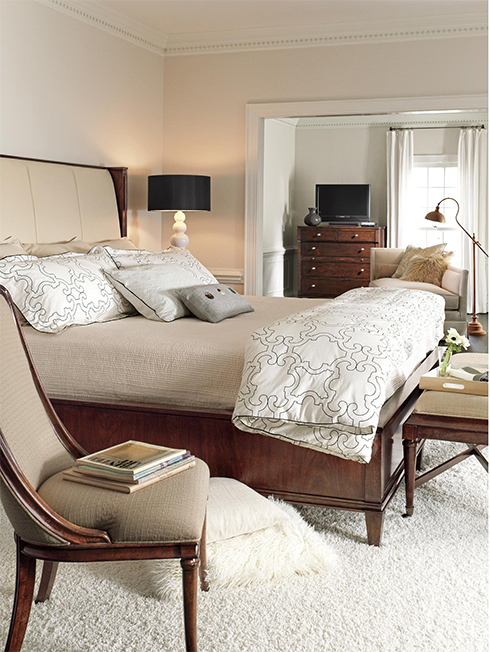 Avalon Heights Guest Room at Belfort