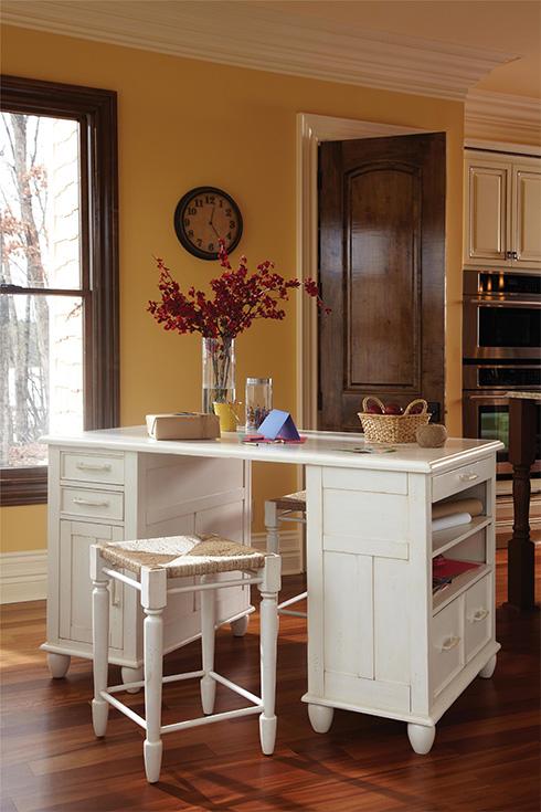 Easton Collection Sea Breeze Desk