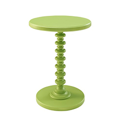 Green Spindle Table at Belfort