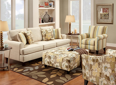Marlo Sleeper Sofa at Belfort Furniture