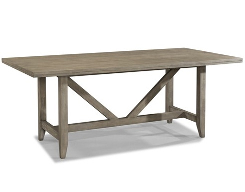 Trestle Base Dining Table at Belfort