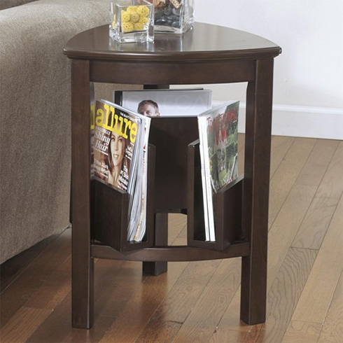 Magazine Table at Belfort Furniture