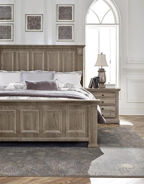 Woodlands Transitional Bed at Belfort